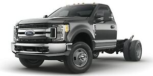 "2017 Ford F350 4x4 - Chassis Regular Cab DRW XL - 169"" WB"