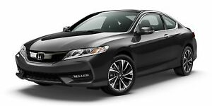 2016 Honda Accord Coupe Touring V6