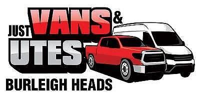 Just Vans & Utes Burleigh Heads Pty Ltd