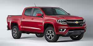 2019 Chevrolet Colorado LT 4WD CREW CAB 4 DOOR