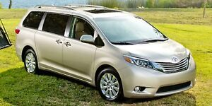 2017 Toyota Sienna XLE AWD 7-Passenger V6 - Limited Package
