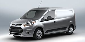 2017 Ford Transit Connect XL w/o 2nd Row or Rear Door Glass