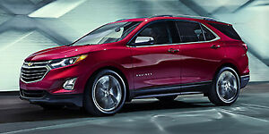 2018 Chevrolet Equinox LT 1.5L 4 CYL TURBO AUTOMATIC FWD