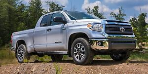 """2014 Toyota Tundra 4WD DOUBLE CAB 146"""" 5.7L LIMITED"""