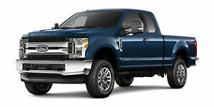 2017 Ford F-250 XLT 4x4 SD Super Cab 8 ft. box 164 in. WB