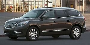 2017 Buick Enclave Leather RMTSTART/HTDSEATS/7-PASS/HTDWHEEL