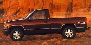 Looking for: 88-98 Chev/GMC 4x4