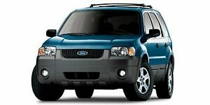 2006 Ford Escape XLT/4X4/SOLD AS IS