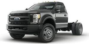 2017 Ford F-450 Chassis Cab XL