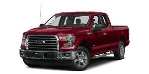2017 Ford F-150 XLT 4x4 SuperCab Styleside 6.5 ft. box 145 in. W