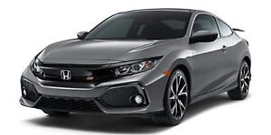 2018 Honda Civic Coupe SIADDITIONAL $5700 HFP PACKAGE