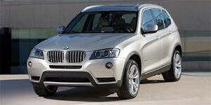 BMW X3 SUV, Crossover