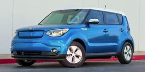 2019 Kia Soul EV Luxury