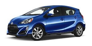 2018 Toyota Prius C Upgrade Package  - $176.55 B/W
