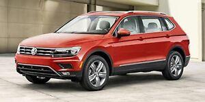 2018 Volkswagen Tiguan 2.0TSI COMFORTLINE 8-SPEED AUTOMATIC 4MOT
