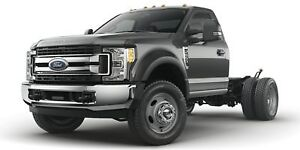 "2017 Ford F550 4x4 - Chassis Regular Cab XL - 169"" WB"