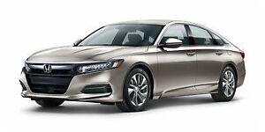 Honda ACCORD SDN LX-HS 1.5T  2018