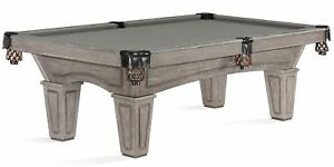 BRUNSWICK SLATE POOL TABLE SALE!!!!!
