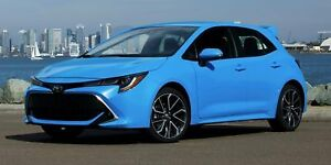 2019 Toyota Corolla Hatchback CVT | XSE Package