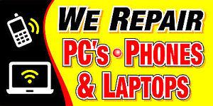 We Repair Computer, Laptop, iPad, Tablet, Best Price in Town