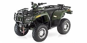 Wanted - Arctic Cat 650 Parts Machine