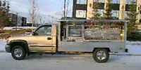 RGD Catering truck for service, for Thickson/Wentworth St Whitby