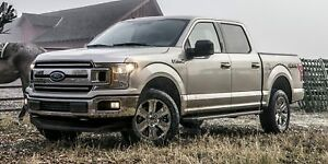 "2018 Ford F150 4x4 - Supercrew XLT - 145"" WB"