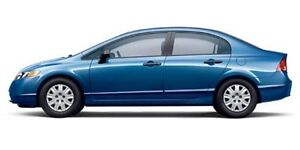 2008 Honda Civic Sedan DX-G