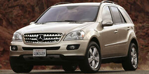 Looking for a 2006 - 2010 Mercedes Benz ML350
