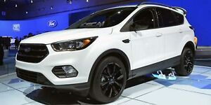 2018 Ford Escape TITANE