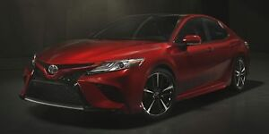 2018 Toyota Camry CAMRY XLE V6