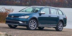 2018 Volkswagen Golf Alltrack NAV | LEATHER | BLUETOOTH | BACK U