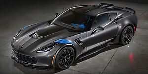 2019 Chevrolet Corvette Grand Sport 2LT