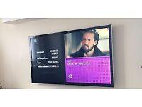 Panasonic LED 50'' TV 1080p 100hz - (Samsung, LG)