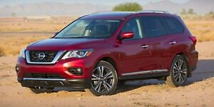 2017 Nissan Pathfinder 4X4 MIDNIGHT EDITION