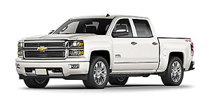 2019 Chevrolet Silverado 2500HD HIGH COUNTRY 4WD CREW CAB 4 DOOR