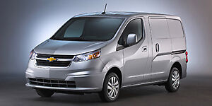 2018 Chevrolet City Express Cargo Van LS