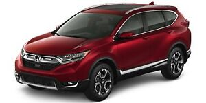 2018 Honda CR-V Touring -Nav, B/U Cam, Heated Leather Int, Sunro
