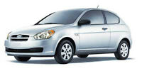 Great 2008 Hyundai Accent For Sale w/ Winter Tires Rims - $5,000