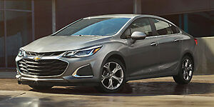 2019 Chevrolet Cruze LT 2WD 4 DOOR - TURBO