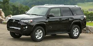 2019 Toyota 4Runner LIMITED 7 PASSENGER; LEATHER, JBL, SUNROOF,