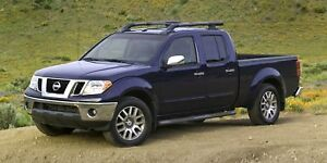2018 Nissan Frontier SV 4x4 Crew Cab 6 ft. box 139.9 in. WB