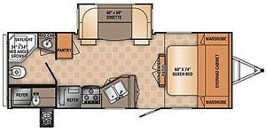 2014 R-Vision 21 foot couples camper! like new!