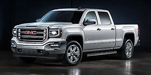 2018 GMC K1500 SIERRA CREW CAB BASE STD/BOX (1SA)