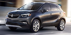 2018 Buick Encore CX 1.4L 4 CYL TURBOCHARGED AUTOMATIC FWD