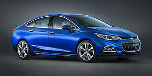 2018 CHEVROLET CRUZE LT TURBO