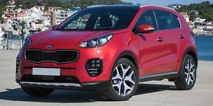 2017 Kia SPORTAGE 2.0L SX TURBO TI CUIR BEIGE CANYON SX Turbo