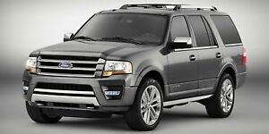 2017 Ford Expedition Platinum 600A 3.5L V6 6-SPD auto 4x4, NAV