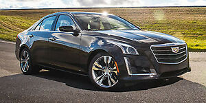 2018 Cadillac Berline CTS Haut de gamme Luxe TI