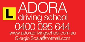 ADORA DRIVING SCHOOL *** NOLLAMARA - WESTERN AUSTRALIA - 6061 *** Westminster Stirling Area Preview